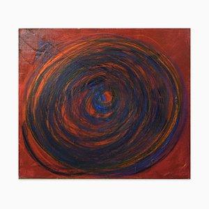 Eclipse - Oil Painting 2016 by Giorgio Lo Fermo 2016