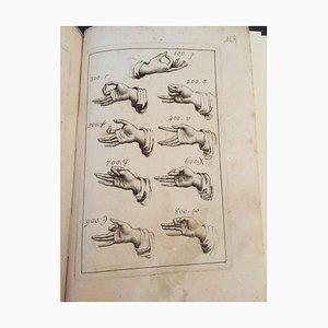 Scoperta della Chironimia ossia dell'arte di gestire con le mani... - 1797 1797