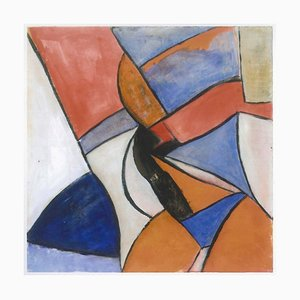 Geometric Cubism - Oil Painting 2011 by Giorgio Lo Fermo 2011