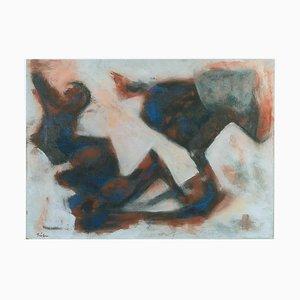 Abstrakter Expressionismus - Ölgemälde 2014 von Giorgio Lo Fermo 2014
