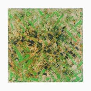 Abstract Expression - Oil Painting 1998 von Giorgio Lo Fermo 1998