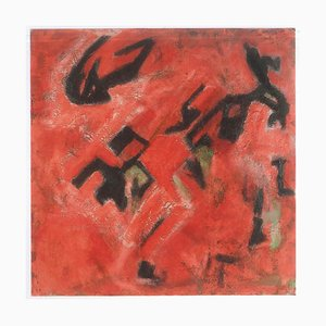Abstract Expression - Oil Painting 1996 by Giorgio Lo Fermo 1996