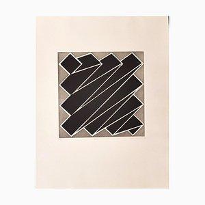 Beta - Original Etching by Nicola Carrino - 1968 1968