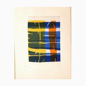 Ohne Titel - Antonio Corpora - 1970er Jahre - Radierung - Contemporary 1970