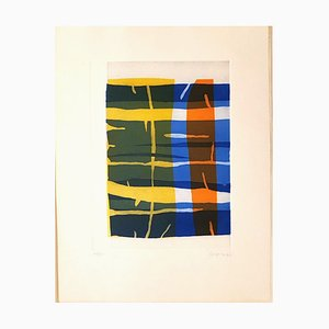 Untitled - Antonio Corpora - 1970s - Etching - Contemporary 1970