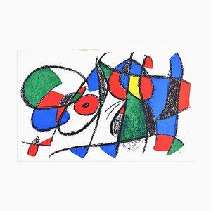 Composition VIII - Original Lithograph by Joan Mirò - 1974 1974