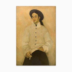 Dandy - Oil on Canvas by Anastasia Kurakina - 2010s 2010s