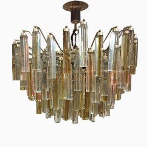 Murano Glass Chandelier by Paulo Venini for Venini, 1960s
