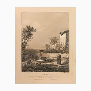 Views of Rome - Collections of Views of Rome by Bartolomeo Pinelli - 1834 1834