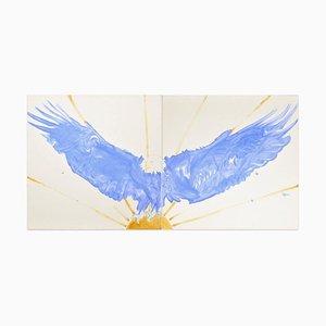 Eagle - Original Öl auf Leinwand von Anastasia Kurakina - 2019 2019