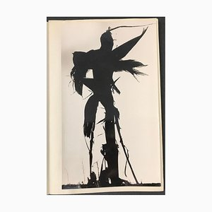 Maïs, Le Marais D'Arles - Original Photographic Book by L. Clergue - 1960 1960