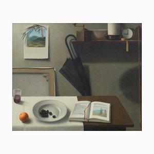 Interior - Original Oil on Canvas by Tito Rossini - 2001 2001