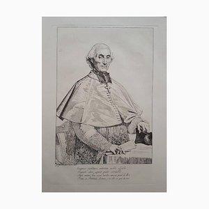 Portrait of Gabriel Cortois de Pressigny 1816