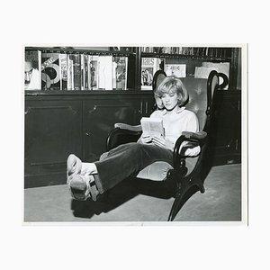 Retrato de Sylvie Vartan, años 60 finales de la década de 1960