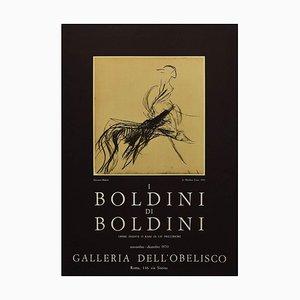 Giovanni Boldini Vintage Poster Exhibition - 1970 1970