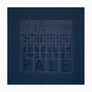 Pale (Blades) - Original Screen Print by Bruno di Bello - 1980 ca. 1980 ca.