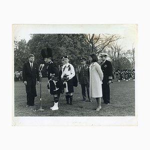 John Fitzgerald and Jacqueline Kennedy... - Original Vintage Photo - 1960s 1960s