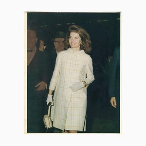 Ritratto di Jacqueline Kennedy - Press Photo di Stanley Einzig - anni '60