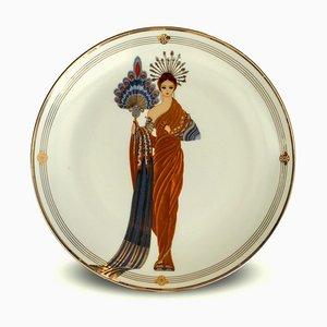 Athena - Porcelain Collector Plate - 1990 1990