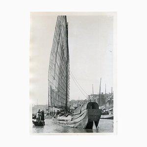 Die Eroberung von Hankau (heute Wuhan) - Vintage Photo 1938 1938