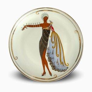 Diva - Porcelain Collector Plate - 1990 1990