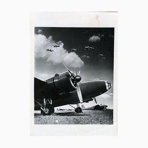 Japanische Luftwaffe Propaganda - Vintage Photo 1939 1939