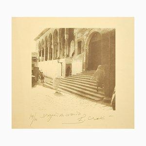 Zitouna Moschee - Tunesiaca - Original Fotolithografie von Bettino Craxi - 1996 1996