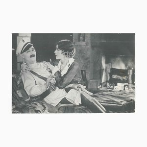 Photo of Ben Turpin and Thelma Hill, probably from ''A Prodigal Bridegroom'' 1926 1926