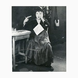 Picture of a set with Harry Langdon - 1930 circa 1926