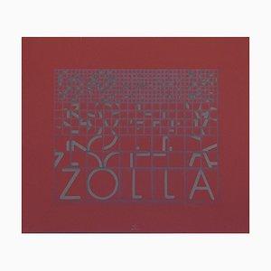 Zolla (Clod) - Original Screen Print by Bruno di Bello - 1980 ca. 1980 ca.
