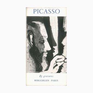 Picasso. 85 gravures - Vintage Catalogue Berggruen, Paris - 1966 1966