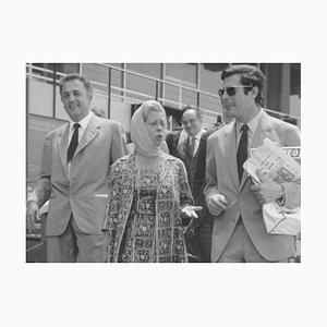 Federico Fellini, Giulietta Masina et Marcello Mastroianni - Photo - 1960s 1960s