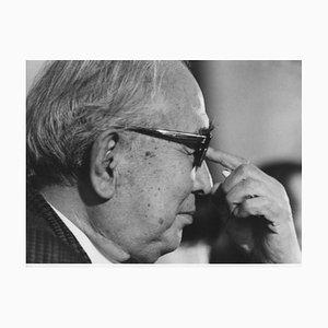 Portrait of Akira Kurosawa - Vintage Photo - 1980 ca. 1980 ca.