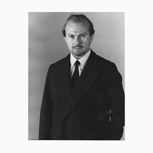 Retrato de Harvey Keitel - Foto vintage - 1988 ca. 1988
