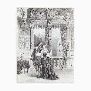 Stradella - Original Lithograph - 1838 1838