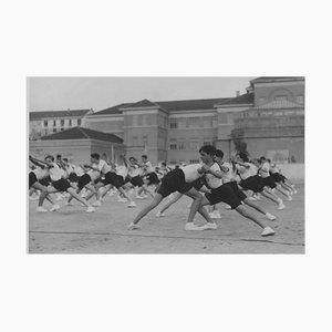 Faschismus - Balilla Training - Vintage Foto ca. 1934 1934