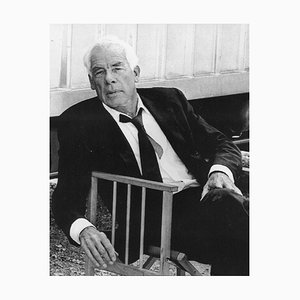 Lee Marvin - Original Vintage Photograph - 1970s 1970s