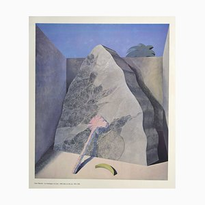 The Mountain and the Rose - Vintage Plakat Nach G. Marotta - 1982 1982