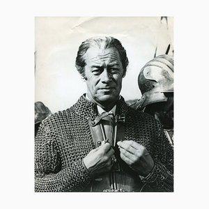 Rex Harrison - Original Vintage Photograph - 1965 1965