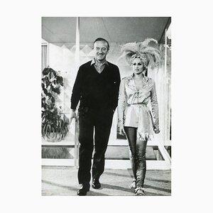 The British Actor David Niven - Vintage Photograph - 1960s 1960s