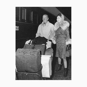 Der britische Schauspieler David Niven - Vintage Photograph - 1960s 20th century