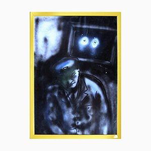 La Rapita - Spay on Paper par R. Topor - 1981 1981