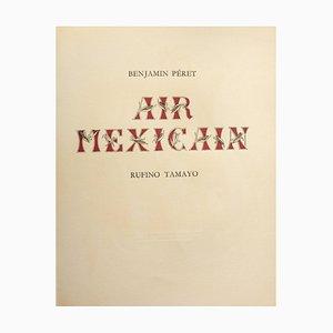 Air Mexicain - Original Artist Book By Rufino Tamayo - 1952 1952