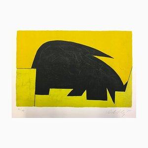 Garam - 1972 - Victor Vasarely - Lithograph - Contemporary 1972