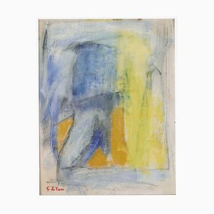 Homage to De Kooning - Oil Painting 2012 by Giorgio Lo Fermo 2012
