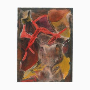 Abstract Expression - Oil Painting 2014 by Giorgio Lo Fermo 2014