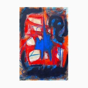 Untitled - Abstract Expression - Oil Painting 2016 2016