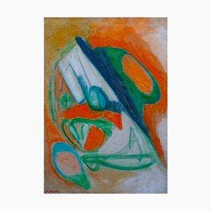 Informal Painting - Oil Painting 2014 2014