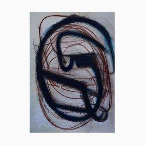 Ohne Titel - Abstrakter Ausdruck - Ölgemälde 2017 2017