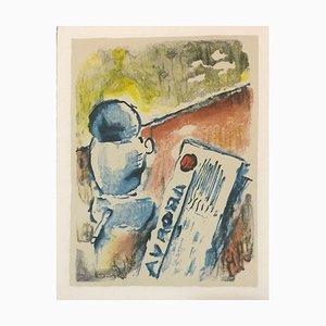 Caffè / Coffee - Original Lithograph by Ardengo Soffici - 1962 1962